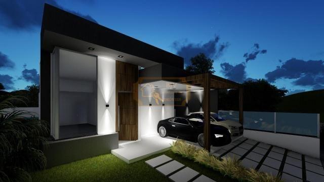 Casa alto padrão, 3dorm c/ suíte, churrasqueira e piscina. - Foto 6