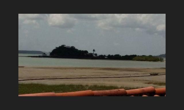 *Casa de Praia em Passé -5 quartos mobiliada - Em frente ao mar da Baia de todos os Santos - Foto 9