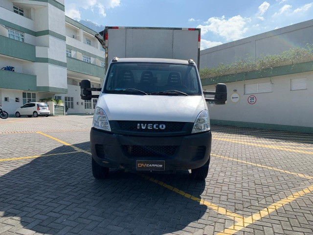 Iveco Daily (Unico Dono) Baixa Km - Foto 6