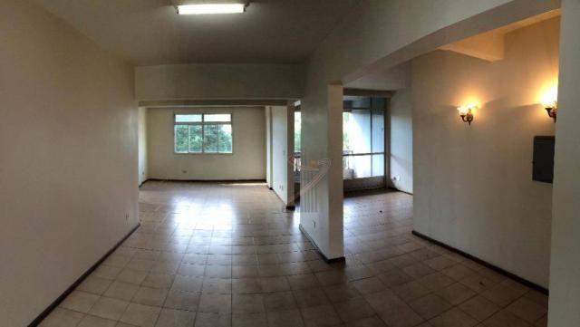 Apartamento com 2 dormitórios para alugar, 110 m² por R$ 1.900/mês - Centro - Foz do Iguaç - Foto 2
