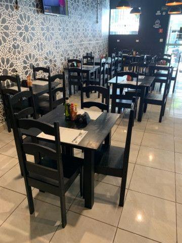 Jogo de mesa e cadeiras  - Foto 4