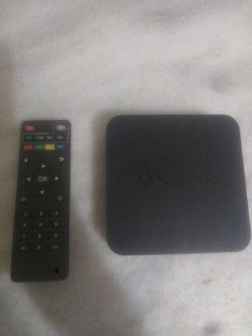 Tv box retirada peças