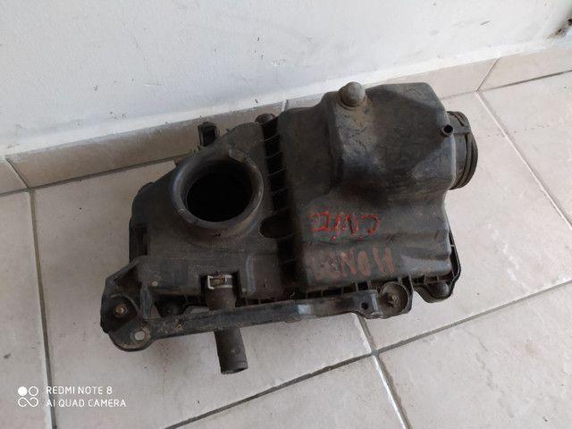 Caixa Filtro de Ar Honda Civic Antigo Original - conferir Modelo - Foto 2