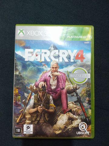 Far Cry 4 Xbox 360 Videogames Caceres 772111036 Olx