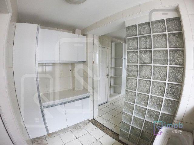 Condomínio Maria da Fé, 127m², 3 quartos sendo 1 suíte, semi-mobiliado - Foto 4