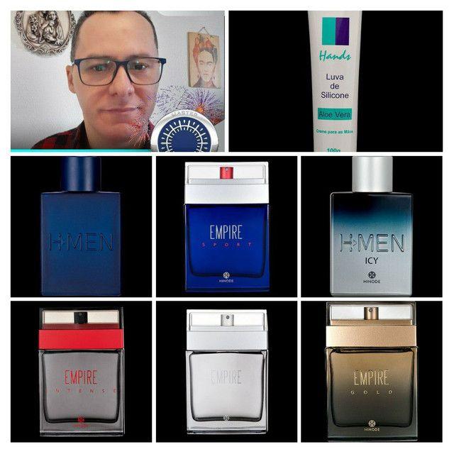 Perfume Lattitude Origini 100ml masculino Amadeirad perfumaria original - Foto 4
