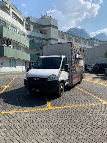 Iveco Daily (Unico Dono) Baixa Km - Foto 10