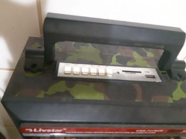 Rádio 100.00 por R$=80.00 - Foto 2