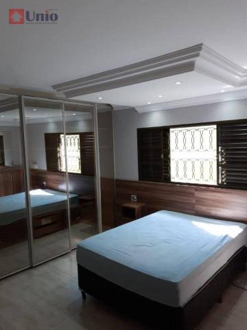 Casa com 3 dormitórios à venda, 220 m² por R$ 405.000 - Conjunto Residencial Mário Dedini  - Foto 8