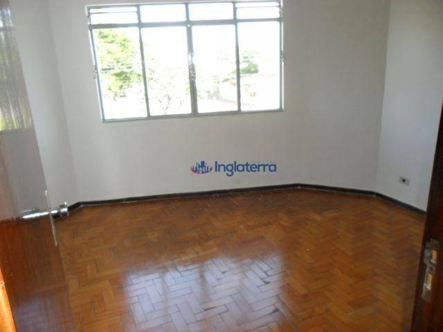 Casa para alugar, 100 m² por R$ 1.050,00/mês - Califórnia - Londrina/PR - Foto 6