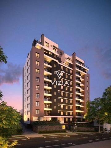 Apartamento com 1 dormitório à venda, 41 m² por R$ 315.000,00 - São Francisco - Curitiba/P - Foto 2