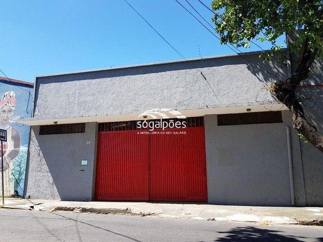 Galpão para aluguel, Santa Efigênia - Belo Horizonte/MG
