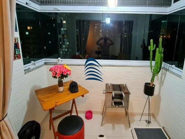 Apartamento 2 quartos sendo 1 suíte na Pituba! Excelente localização, varanda com fechamen - Foto 14