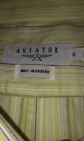 Camisa Aviator - Foto 3