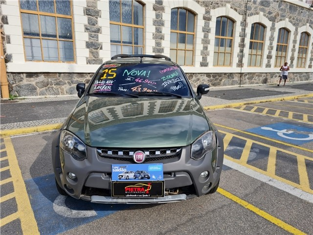 Fiat Palio 2015 1.8 mpi adventure weekend 16v flex 4p automático - Foto 6