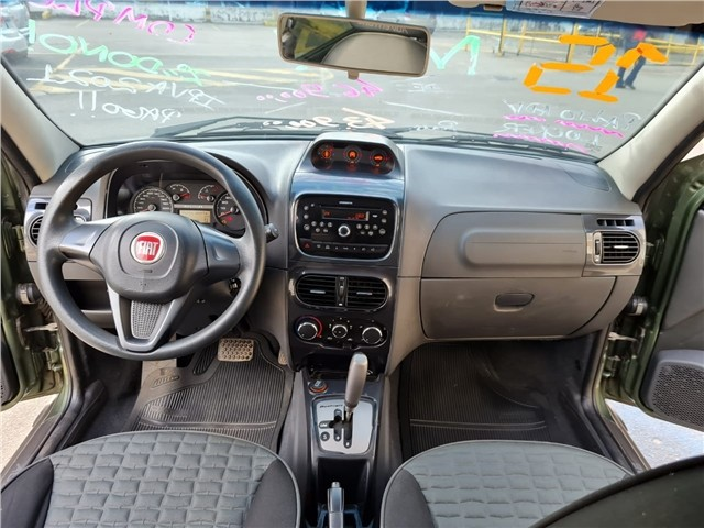 Fiat Palio 2015 1.8 mpi adventure weekend 16v flex 4p automático - Foto 10