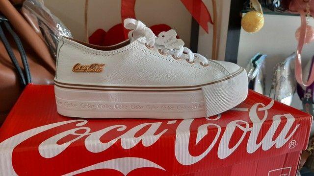 All star original Coca-Cola nunca usado  - Foto 3
