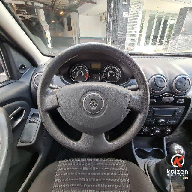 Renault Sandero 1.0 Expression 2013 - Foto 8