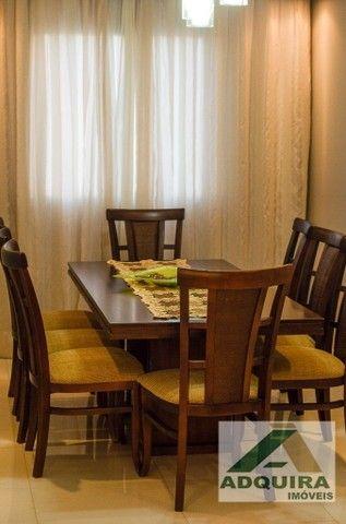Apartamento com 3 quartos no Edifício Vitória Regia - Bairro Centro em Ponta Grossa - Foto 6