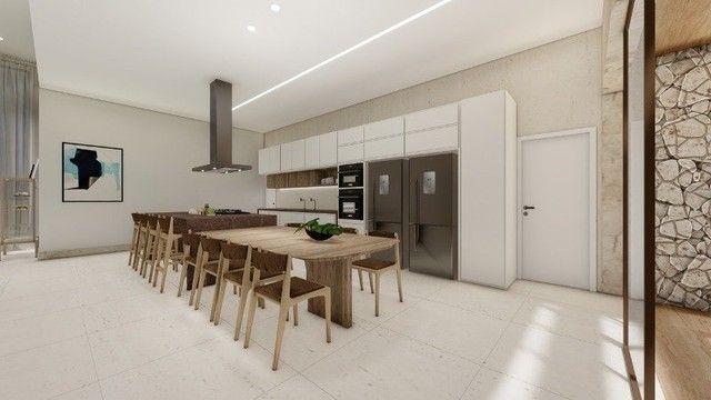 Casa de condomínio Linear 338M² Lote 1.000M² 4 suítes e tudo Mais. Alphaville Lagoa Ingles - Foto 11