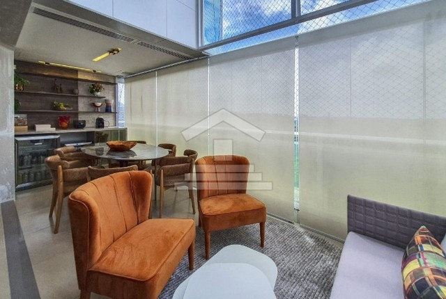 Apartamento em finíssimo acabamento/03 suítes/ Varanda gourmet (TR76860) MKT - Foto 10