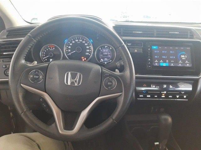 Honda City EXL 1.5 CVT - 2019 - Exxxtra, Revisado e C/ Garantia - Foto 8