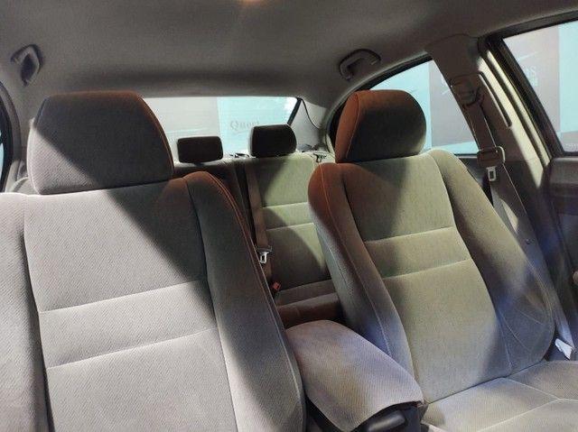 HONDA CIVIC Sedan LXS 1.8/1.8 Flex 16V Aut. 4p BLINDADO - Foto 8
