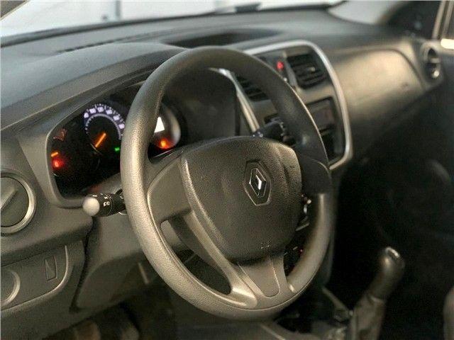 Renault Logan 2019 1.0 12v sce flex authentique manual - Foto 9