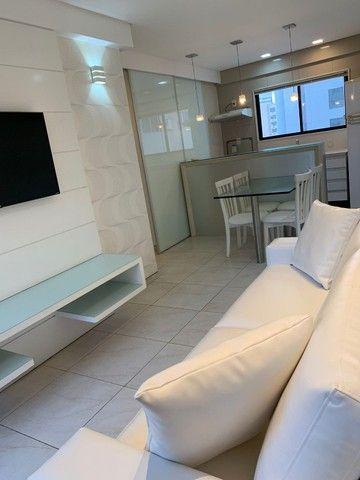 TG Alugo apartamento mobiliado 2 quartos, na Rua dos Nvegantes  - Foto 2