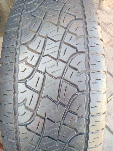 2-pneus 255/65/17 Pirelli scorpion - Foto 4