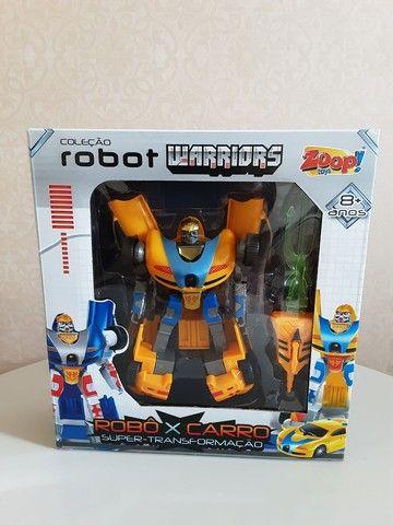 Robot Warriors - Transformers