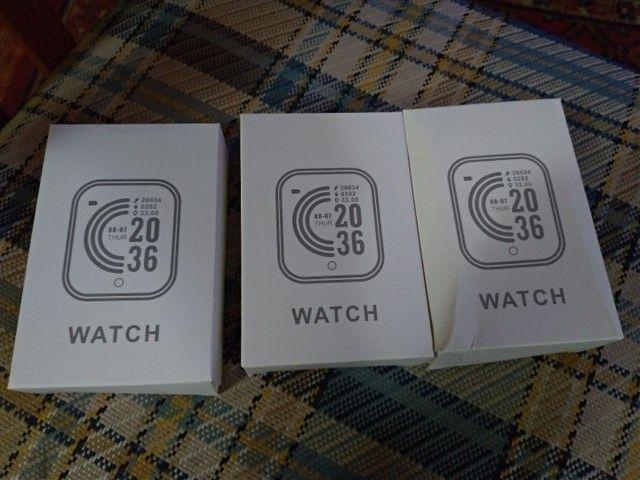 ?Promoção?Y68 D20 Relógio Smart Watch com Bluetooth USB com Monitor - Foto 5
