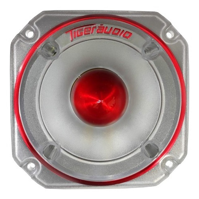 Super Tweeter Tiger Áudio St 300 150 Wrms 8 Ohns Acrilico - Foto 2
