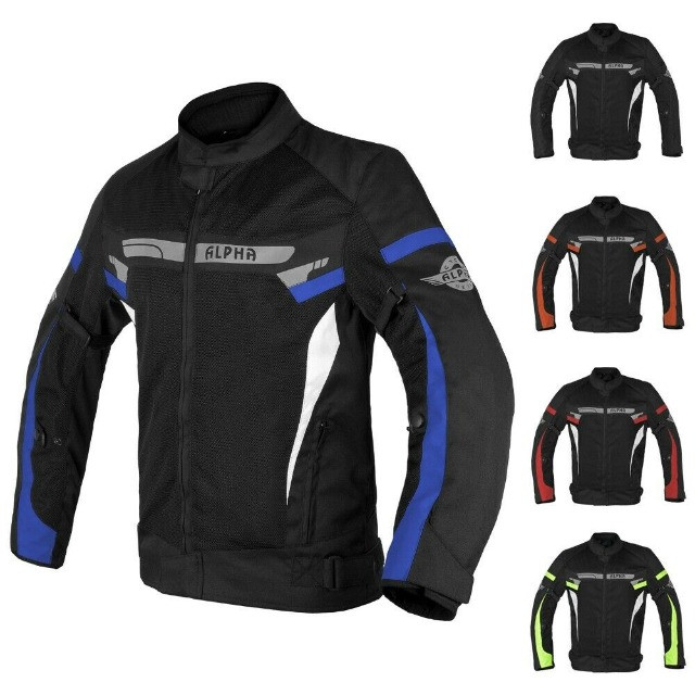 Jaqueta Motociclista com Proteção ajustes Importada