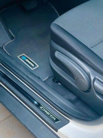 Hyundai Creta 2018 branco completo toooooooooooooop novíssimo  - Foto 5