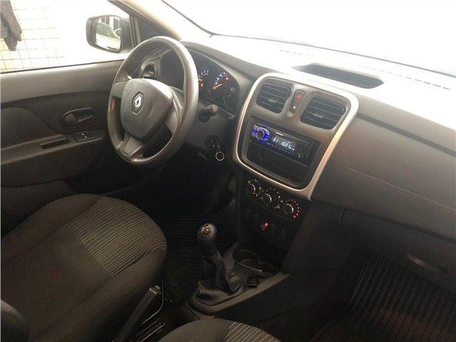 Renault Logan 2019 1.0 12v sce flex authentique manual - Foto 12