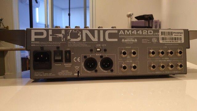 Mesa de som phonic - Foto 3