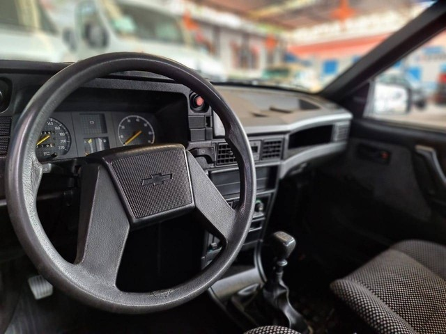 Chevrolet Kadett 1.8 SL - 1992 - Foto 8