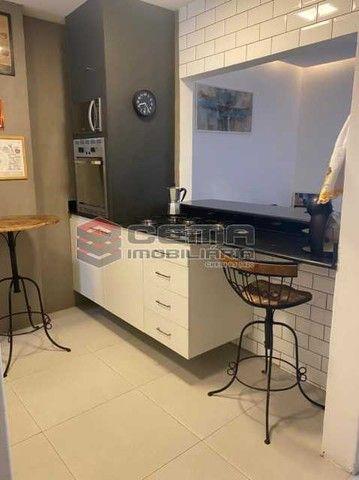 Apartamento à venda com 1 dormitórios em Flamengo, Rio de janeiro cod:LAAP12984 - Foto 8