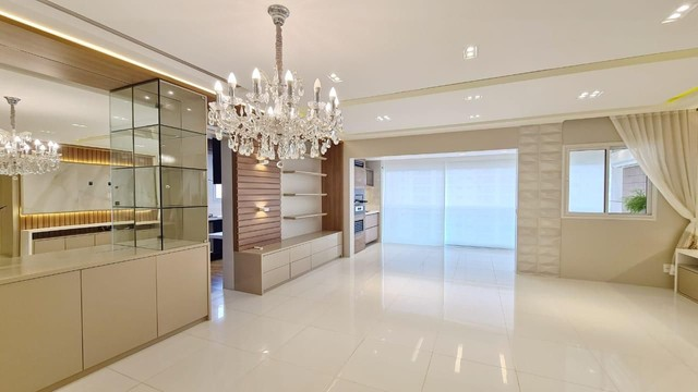 Apartamento Jardins De Veneto 131 m² 3 Suites