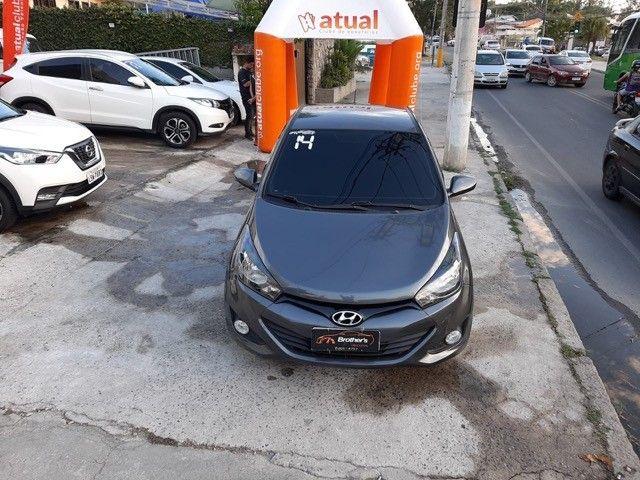 Hyundai HB20S 1.6 Automático C/GNV - 2014 - Foto 3