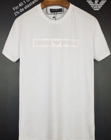 Camiseta Marca - Foto 5