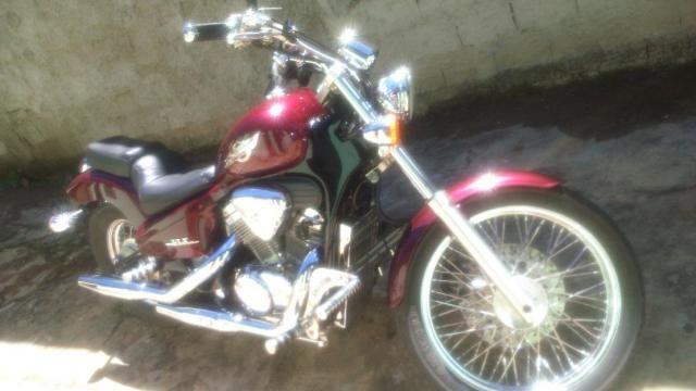HONDA SHADOW VT 600 CC 1999