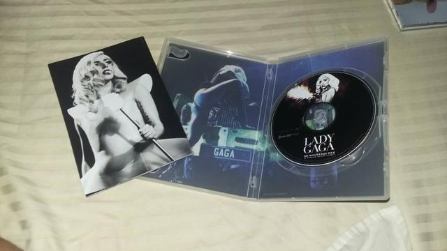 DVD Lady Gaga The Monster Ball Tour