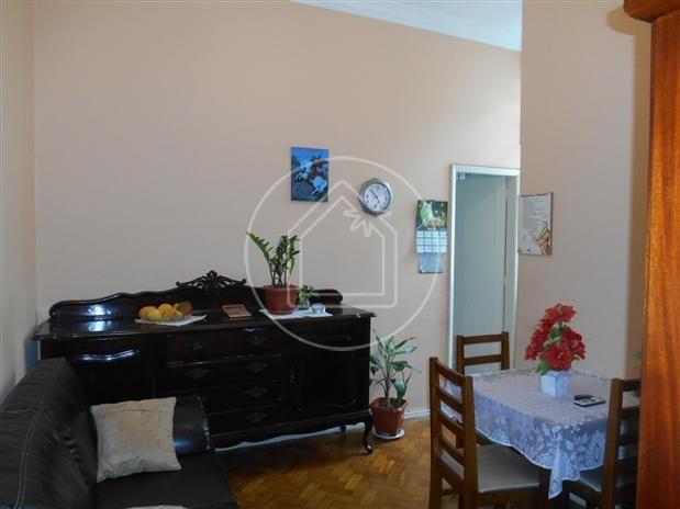 Apartamento à venda com 1 dormitórios em Rio comprido, Rio de janeiro cod:791824 - Foto 2