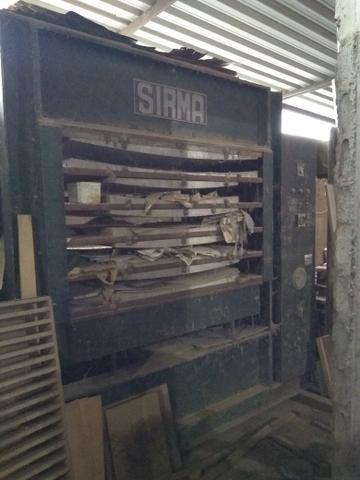 Prensa térmica Sirma
