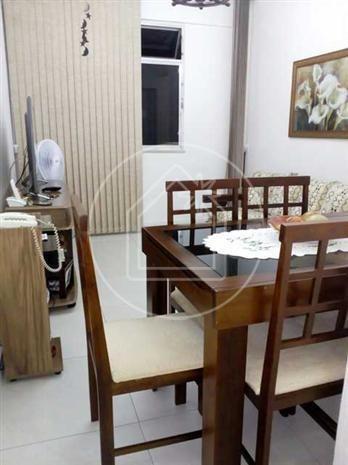 Apartamento à venda com 3 dormitórios em Moneró, Rio de janeiro cod:803008 - Foto 2
