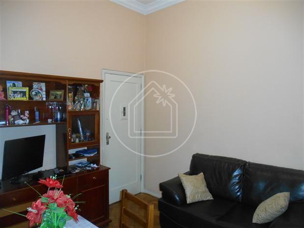 Apartamento à venda com 1 dormitórios em Rio comprido, Rio de janeiro cod:791824 - Foto 4