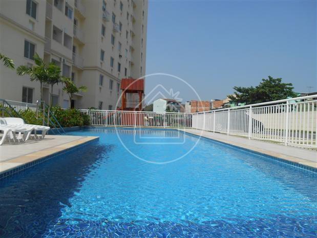 Apartamento à venda com 3 dormitórios em Jacarepaguá, Rio de janeiro cod:720496 - Foto 2