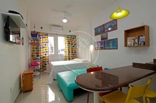 Apartamento à venda com 1 dormitórios em Copacabana, Rio de janeiro cod:832664 - Foto 11